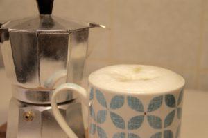 Espressomaker - Milchkaffee