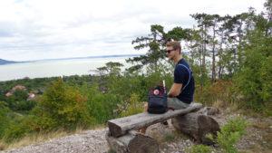 Campingurlaub am Balaton - Wandern